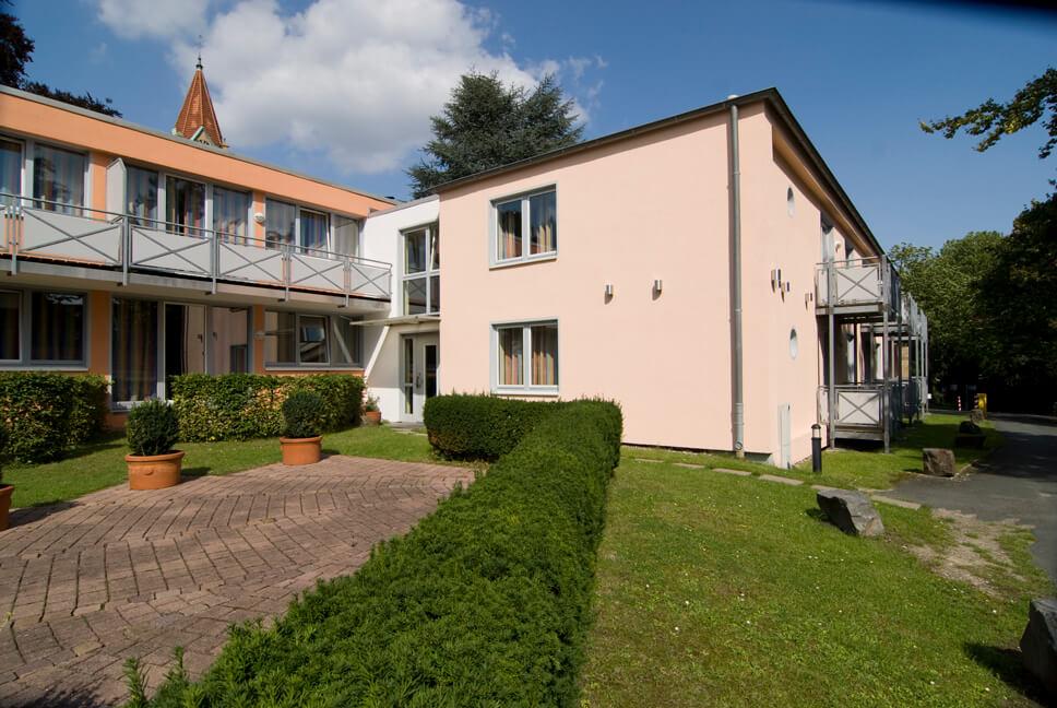 Appartementhaus am Westerberg - Lage und Umgebung