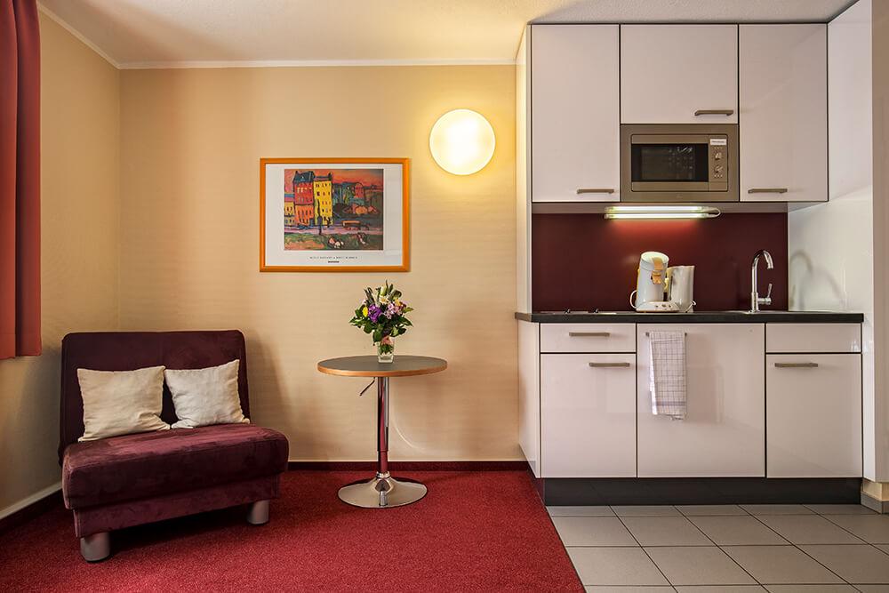 Appartementhaus am Westerberg - Appartement Typ B