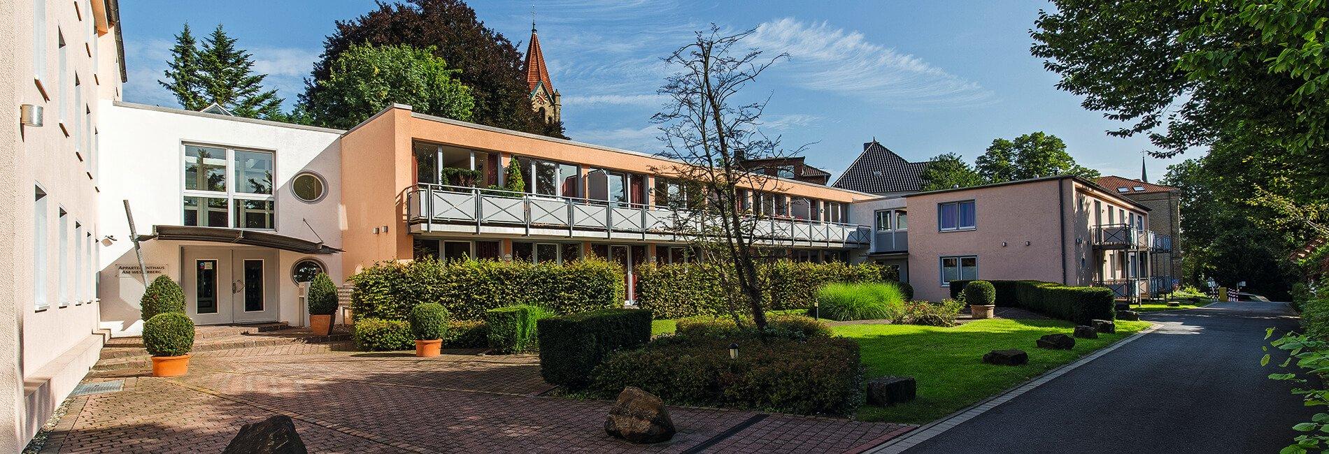 Appartementhaus am Westerberg - Außenansicht