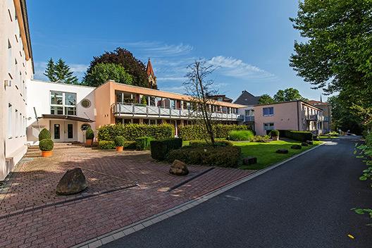 Appartementhaus am Westerberg - Außenbereich